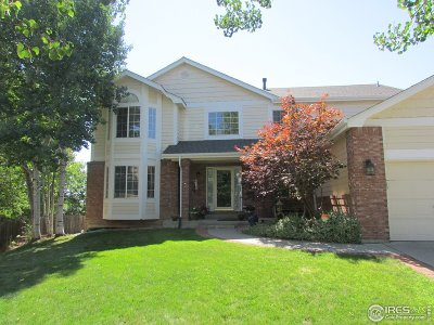 Loveland Single Family Home For Sale: 562 Hourglass Ct
