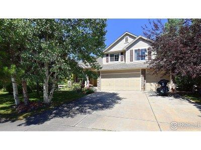 Loveland Single Family Home For Sale: 231 Glacier View Pl