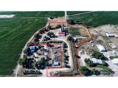 Greeley Single Family Home Active-Backup: 24038 County Road 58