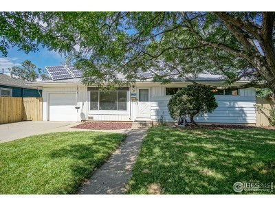 Boulder Single Family Home For Sale: 2955 Moorhead Ave
