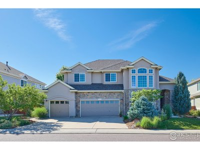 Longmont Single Family Home For Sale: 1432 Turin Dr