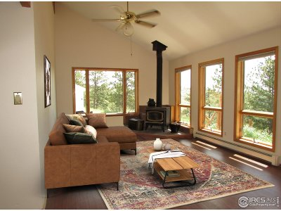 Boulder Single Family Home For Sale: 473 Fred St