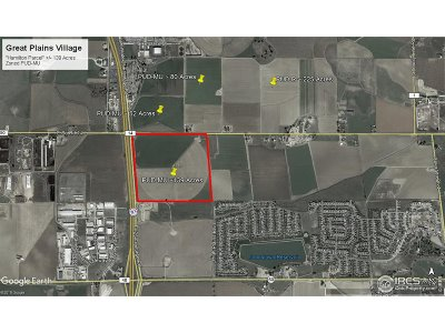 Johnstown Residential Lots & Land For Sale: 4050 County Road 50