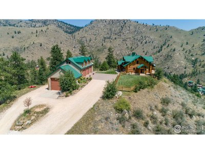 Bellvue Single Family Home For Sale: 222 Unger Mountain Rd