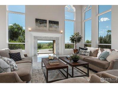 Niwot Single Family Home For Sale: 4348 Pebble Beach Dr