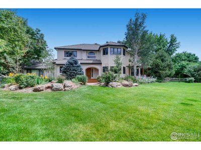 Longmont Single Family Home For Sale: 4072 Spy Glass Ln