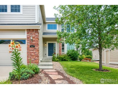 Longmont Single Family Home For Sale: 1615 Mountain Dr