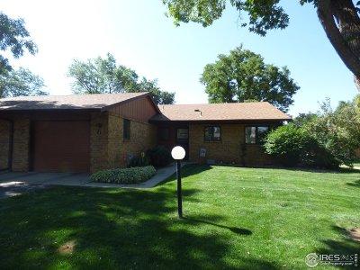 Loveland Multi Family Home For Sale: 1100 Taft Ave #21