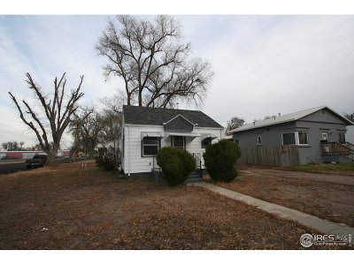 Fort Morgan Single Family Home For Sale: 430 Park St