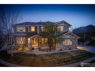 Broomfield Single Family Home For Sale: 14096 Pinehurst Cir