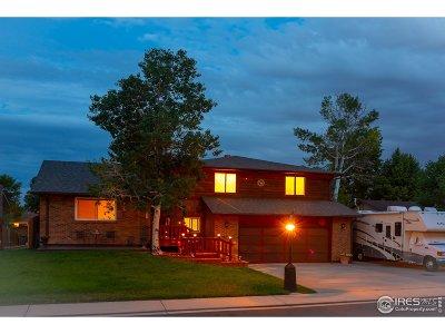 Longmont Single Family Home For Sale: 2238 Vivian St