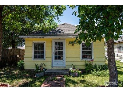 Milliken Single Family Home For Sale: 113 S Frances Ave