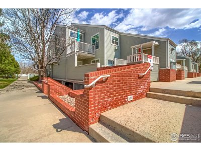 Boulder Condo/Townhouse For Sale: 3091 29th St