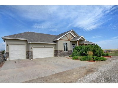 Loveland Single Family Home For Sale: 5505 E County Road 16