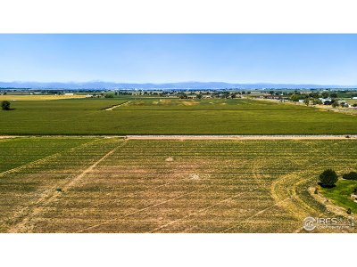 Greeley Residential Lots & Land For Sale: 16502 Highway 392