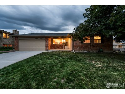 Loveland Single Family Home For Sale: 1008 W 32nd St