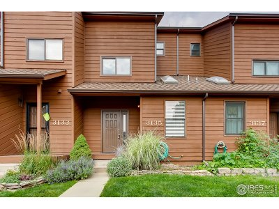 Boulder Condo/Townhouse For Sale: 3135 Bell Dr