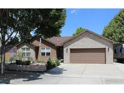 Berthoud Single Family Home Active-Backup: 204 Sioux Dr