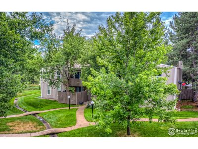 Niwot Condo/Townhouse For Sale: 8060 Niwot Rd #72