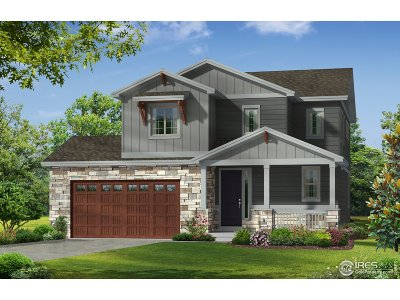 Fort Collins Single Family Home For Sale: 4408 Fox Grove Dr