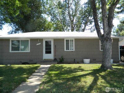 Longmont Single Family Home For Sale: 732 Rees Ct