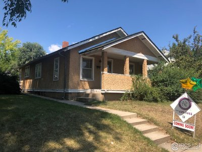 Louisville Single Family Home For Sale: 1133 Main St