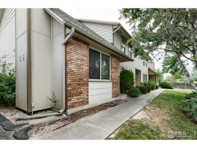 Greeley Condo/Townhouse For Sale: 915 44th Ave Ct #2