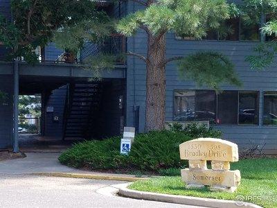 Boulder Condo/Townhouse For Sale: 1556 Bradley Dr