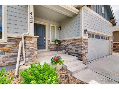 Loveland Single Family Home For Sale: 432 Tahoe Dr