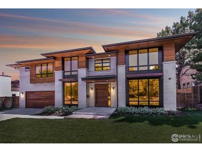 Denver Single Family Home For Sale: 210 Leyden St