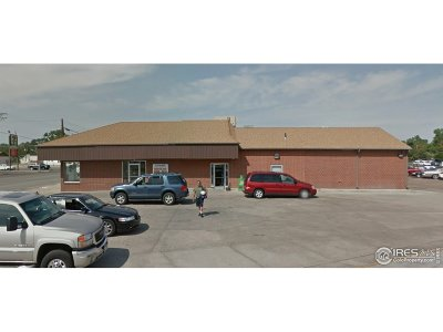Sterling Commercial For Sale: 115 S 3rd Ave