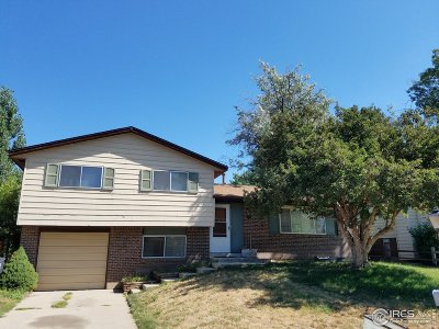 Longmont Single Family Home For Sale: 1714 S Pratt Pkwy