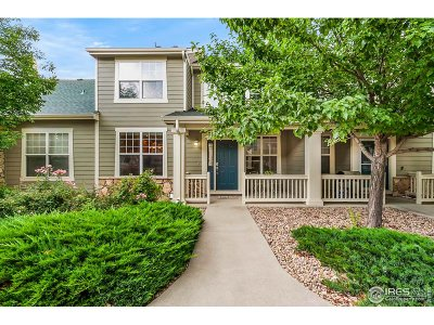 Greeley Condo/Townhouse Active-Backup: 6806 W 3rd St