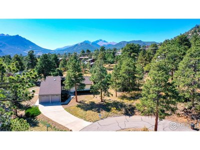 Estes Park Single Family Home For Sale: 950 Woodland Ct