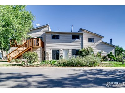 Boulder Condo/Townhouse For Sale: 3865 Talisman Pl #B
