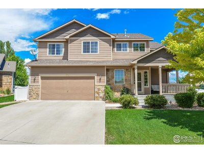 Loveland Single Family Home For Sale: 1541 Farmland St
