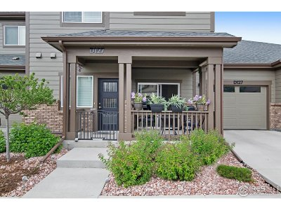 Fort Collins Condo/Townhouse For Sale: 2608 Kansas Dr #127