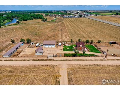 Fort Lupton Single Family Home For Sale: 7493 Us Highway 85
