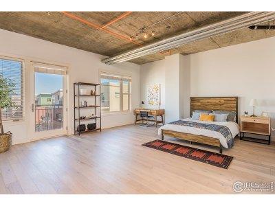 Boulder Condo/Townhouse For Sale: 3301 Arapahoe Ave #105