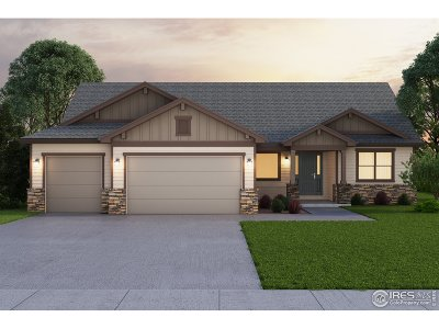 Berthoud Single Family Home For Sale: 3058 Heron Lakes Pkwy