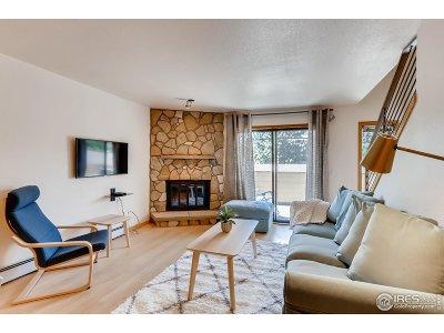 Boulder Condo/Townhouse Active-Backup: 3755 Birchwood Dr