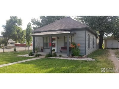 Fort Morgan Single Family Home For Sale: 901 Ensign St