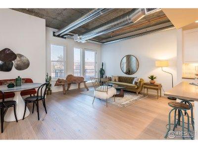Boulder Condo/Townhouse For Sale: 3401 Arapahoe Ave #405