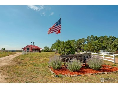 Fort Morgan Single Family Home For Sale: 16640 Highway 144