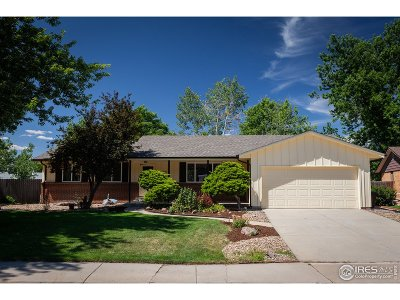 Boulder Single Family Home For Sale: 4971 Cornwall Dr