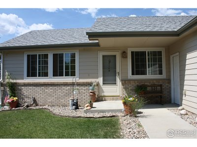 Loveland Single Family Home For Sale: 4005 Cotopaxi Dr