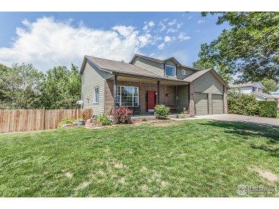Loveland Single Family Home For Sale: 3633 Harding Dr