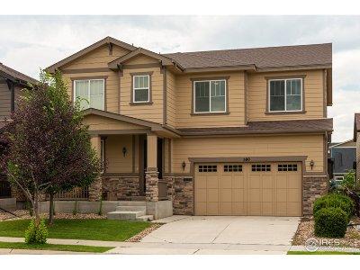 Erie Single Family Home For Sale: 580 Gallegos Cir