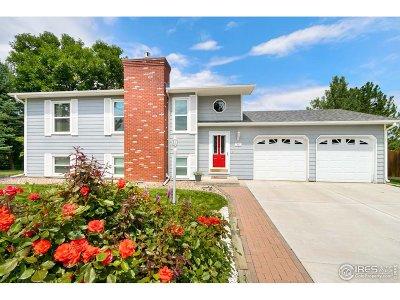 Loveland Single Family Home For Sale: 3017 Katie Dr