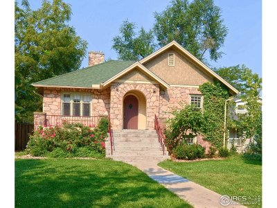 Boulder Multi Family Home For Sale: 843 17th St